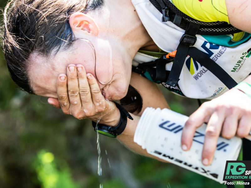 How to prepare and measure energy for an adventure race